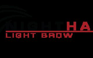 NightHawk Light Brow