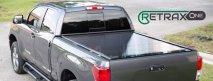 Toyota Tundra RETRAX cover